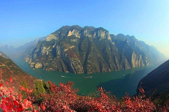 为期6天的西安观光和豪华长江游船之旅,包括从西安到重庆的机票