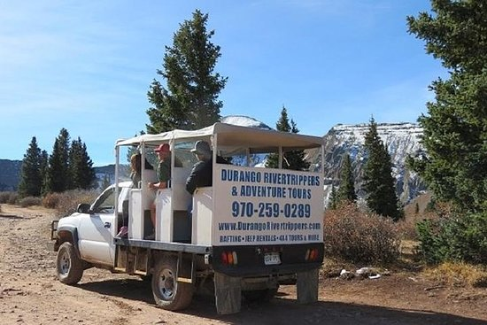 Kennebec Pass 4x4巡回赛