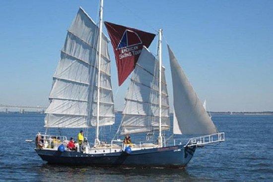ボルチモア•インナー•ハーバー帆船クルーズ