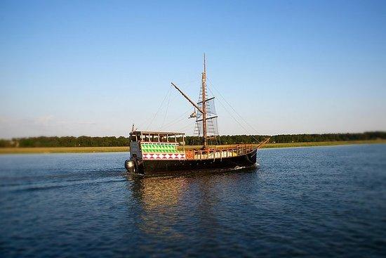 希尔顿黑头的黑麻雀海盗船冒险
