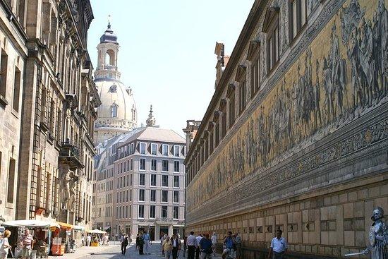 Privater Tagesausflug nach Dresden ab...