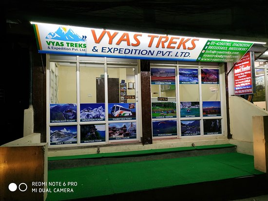 Vyas Treks & Expedition