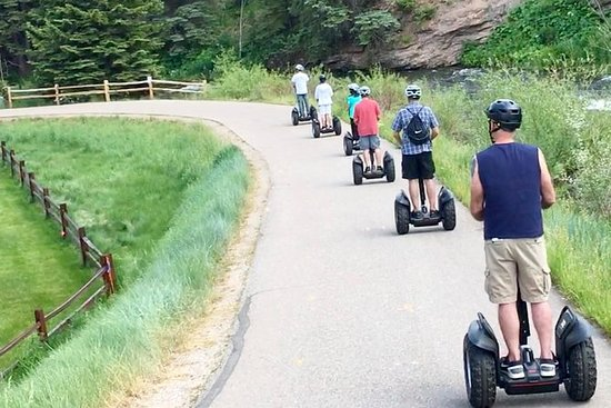 Vail Segway Tour from Vail Village
