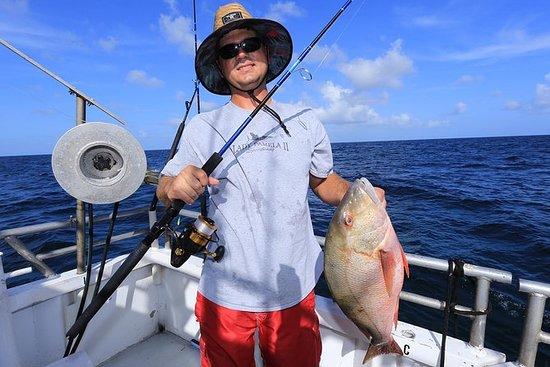 Halvdagers fisketur i Fort Lauderdale