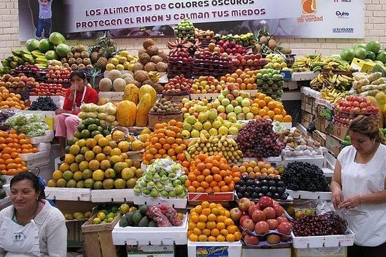 Alternativ byvisning i Quito: markeder, museer og madoplevelse: Culture, traditions and Street food and art of Quito