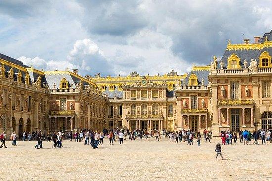 Versailles & Gardens billet...