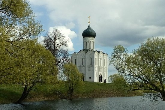Tour to Suzdal and Vladimir, Gem of...