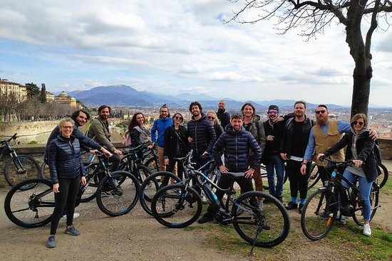 E-bike tour Bergamo