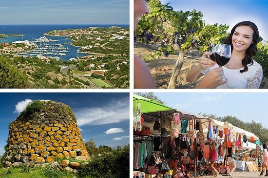 Costa Smeralda Sightseeing Tour