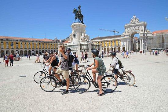 Esplora Lisbona a Belém in bicicletta
