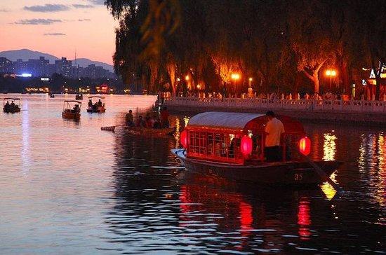 Excursion privée illuminée à Pékin...
