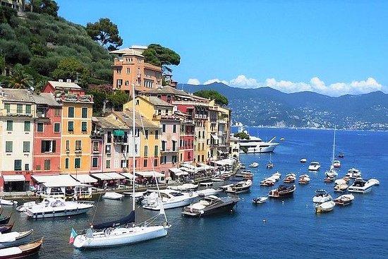 Landutflukt: Portofino & Santa...