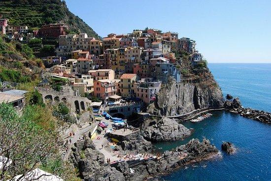 Privat dagstur til Cinque Terre fra...