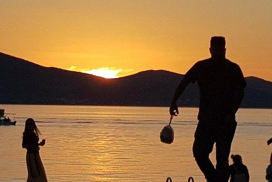 Route panoramique autour de Zadar