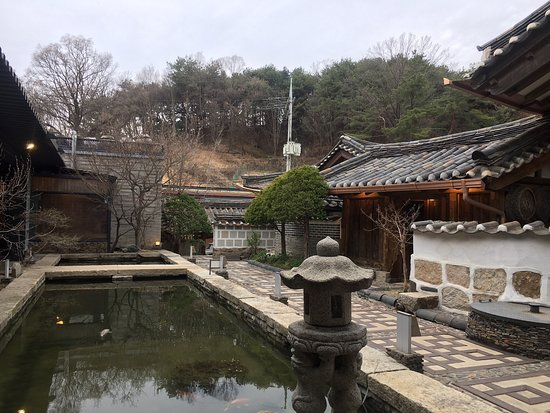 Namu Hyanggi Sweating Room