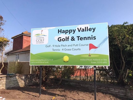 ‪Happy Valley Pitch & Putt and Tennis Courts‬