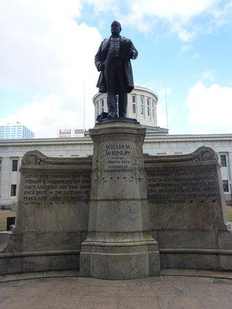 William McKinley 25th US President 1897-1901
