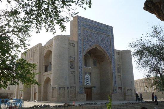Immagini della città di Bukhara
