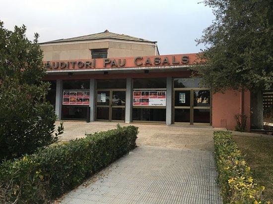Auditorio Pau Casals