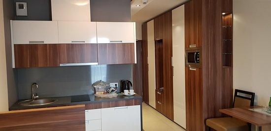 המטבחון בדירה