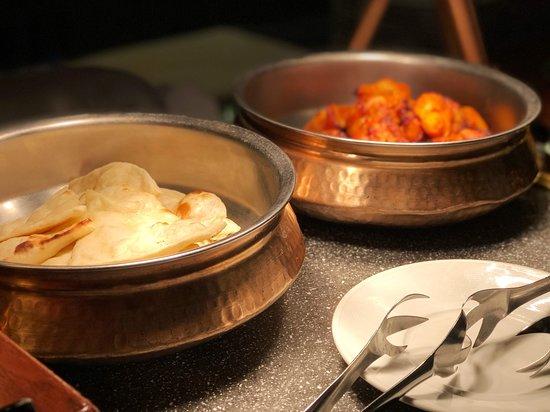 印籍廚師烹調的特色美食