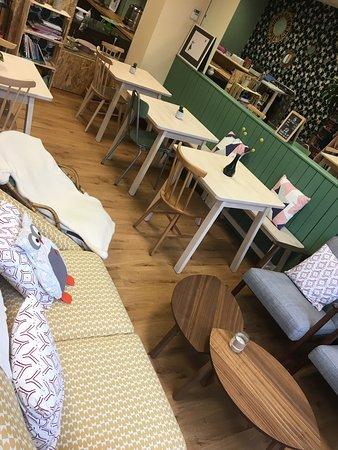 Le Bobine Home: Le salon de thé
