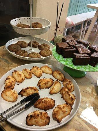 Le Bobine Home: Cookies et gourmandises , fait maison!