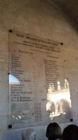 Abbazia Benedettina dei Santi Nazario e Celso - San Nazzaro Sesia.