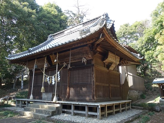 Suwa Jinja Shrine