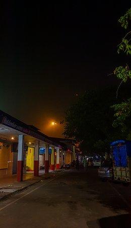Goa, India: #nightwalk #walkingtrail