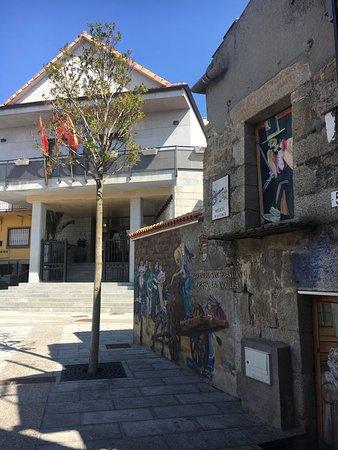Fresnedillas de la Oliva, Espagne: Casas Vivas.