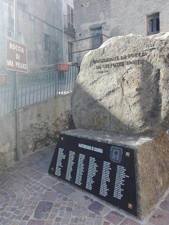 Roccia di Val Pellice