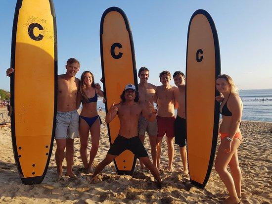 Aan Coco Surf School Bali