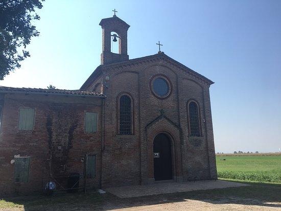 Baricella, Italien: Chiesa di Santa Maria del Corniolo