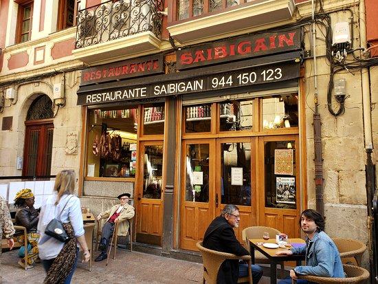 Restaurante Saibigain: 外観