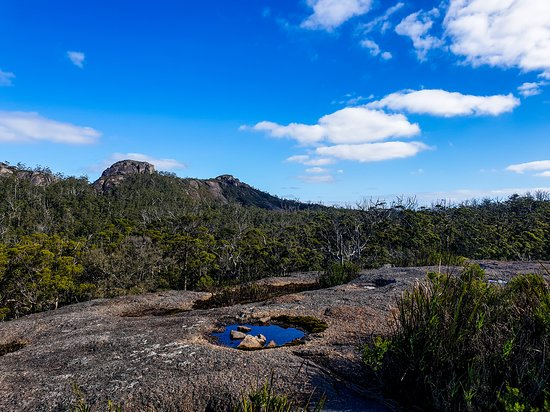 Down Under Discoveries: Twin Peaks, Porongurup
