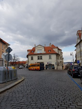 Hradčany: Beautiful district