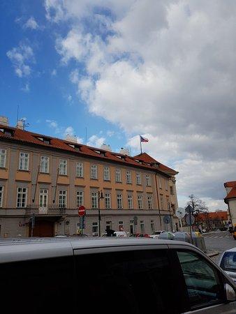 Distrik Istana (Hradcany): Beautiful district