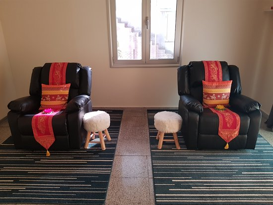 Limassol District, Kypros: This is where our traditional and authentic head and reflexology massages are given by highly experienced Thai therapists. These practices have been in use for over 2,500 years!