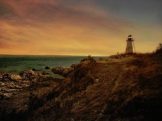 Gabarus Lighthouse