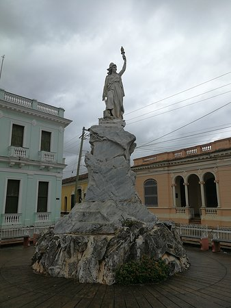 Statue of Liberty in Santa Clara