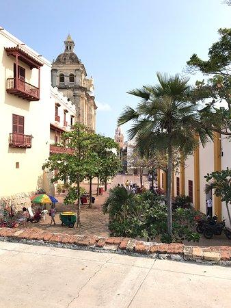 Besuch in Cartagena