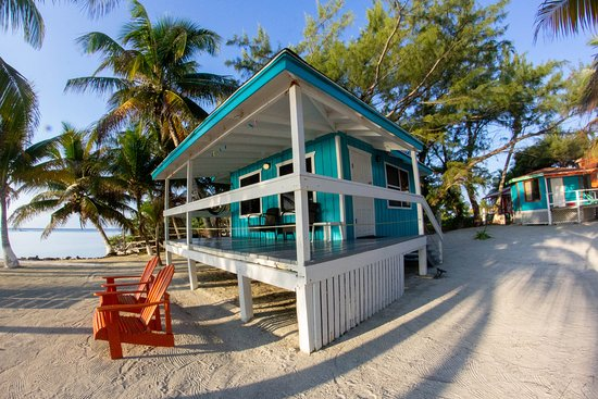 Blue Marlin Beach Resort: Private cabana