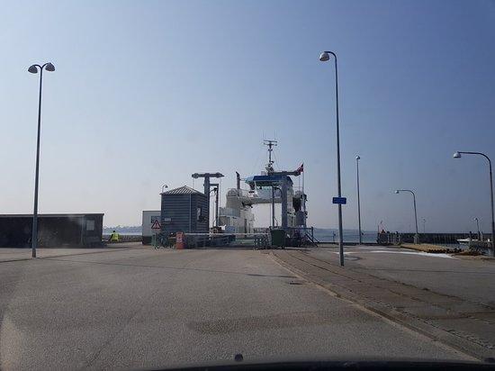 Aaroe ferry