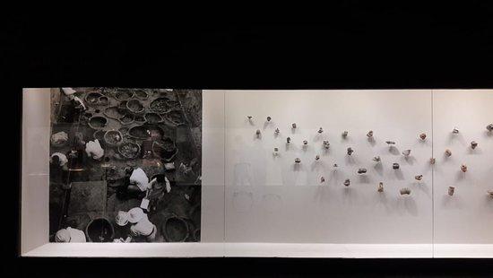 Exhibición Museo Mapuka