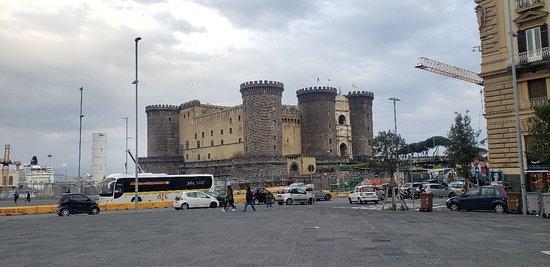 Castel Nuovo - Maschio Angioino Fotografie