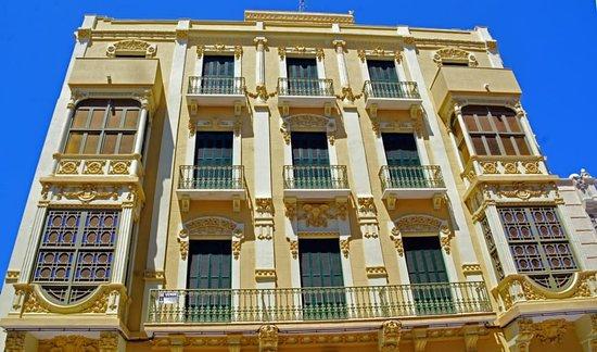 Melilla 🇪🇸 Modernismo