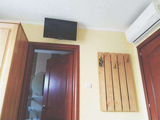 Twin Room - Led TV, air conditioner