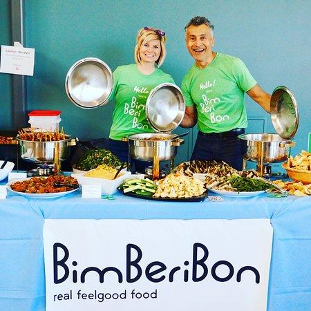 BimBeribon: Catering with Reza