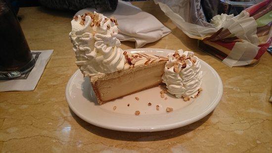 dolce de leche cheesecake